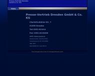 Bild Presse-Vertrieb Dresden GmbH & Co. KG.