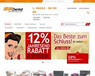Bild Webseite M + W Dental Müller & Weygandt Büdingen