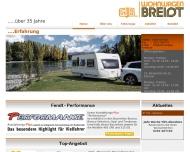 Bild Wohnwagen Breidt OHG