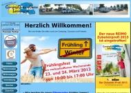 Bild Webseite Camping Caravan Center Leibhammer Durmersheim