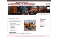 Bild Borgstedt & Romanow Außenreinigung Winterdienst GmbH