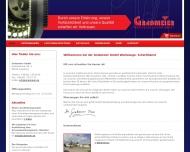Bild GRABMEIER Werkzeuge Schärfdienst Dipl.-Ing. Manfred Grabmeier