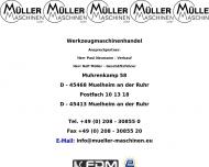 Bild Müller Maschinen GmbH
