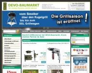 Website STABILO Landtechnik