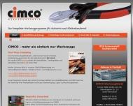 Bild CIMCO-Werkzeugfabrik Carl. Jul. Müller GmbH & Co.KG