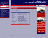 Bild Webseite  Bad Salzungen