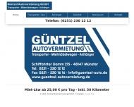 Bild Güntzel Autovermietung GmbH