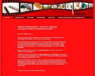 Bild Webseite OPTIMAL München