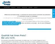 Bild Bandis & Knopp GmbH & Co. KG Wellpappenfabrik