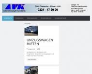 Bild AVK Autovermietung und Kurierdienst