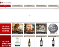 Bild Webseite BORDEAUX-WEIN-DIREKT Haas & Haas Köln