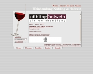 Bild Nübling & Holwein Weinhandel GmbH