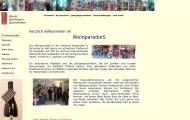 Website willkommen im Weinparadies Karlsruhe bei Gerlinde & Horst ...