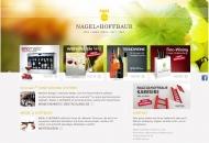 Nagel Hoffbaur. Wir leben Wein. Seit 1869. Weinimport, Weinhandel und Weinexport