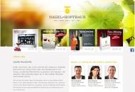 Website Nagel & Hofbaur