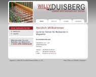 Bild Duisberg Willy GmbH + Co. KG Weberei