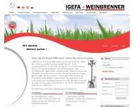 Bild IGEFA WEINBRENNER Wärmetauscher GmbH