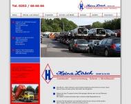 Bild Lusch Heinz GmbH & Co. KG Autoverwertung Schrott- u. MetallHdl.