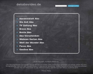 Bild dekabo Hans-Dieter Keuter Video