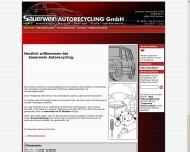 Sauerwein Autorecycling GmbH
