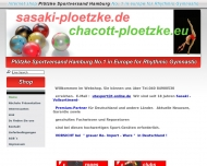 Bild Plötzke Sportversand Horst-Dieter Plötzke Inh. Uta Scheidemann-Schweda