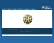 Bild Webseite Greve & Behrens ( Hamburg