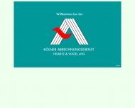 Website Kölner Abrechnungsdienst Heiartz & Vogel
