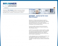 Website Brunner Engineering