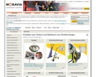 Bild MORAVIA Ges. für Verkehrszeichen und Signalgläser mbH