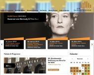 Bild Webseite Glocke Veranstaltung Bremen