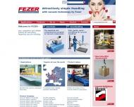 Bild Fezer Albert, Maschinenfabrik GmbH