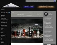 Website sound reference Handels