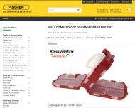 Goldschmiedebedarf, Werkzeuge, Furnituren, Schmuckteile, Schmucksteine, Perlen - Karl Fischer GmbH