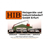 Bild HIB Heizgeräte und Industriebedarf GmbH