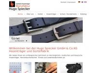 Bild Hugo Spiecker GmbH & Co. KG