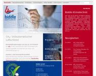 Website F.H. Biddle Gesellschaft mit  beschränkter Haftung