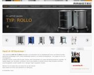 Bild Webseite  Hettingen