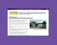 Bild PTG Präzisions-Technik GmbH