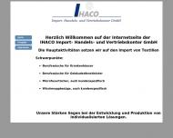 Bild IHACO Import- Handels- und Vertriebskontor GmbH