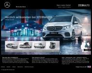 Bild Webseite Daimler Dresden