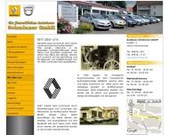 Bild Webseite  Ottrau