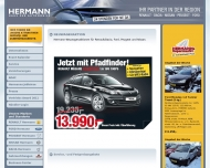 Website Hermann