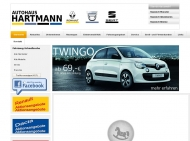Bild Webseite  Ibbenbüren