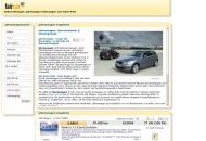 Website Autohaus Schneider
