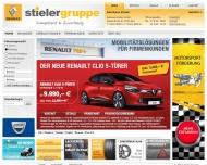 Bild Thüringengarage Erfurt Filiale Autohaus Stieler GmbH Renault/Dacia/Renault-Sport/Renault-Transporter Autohaus
