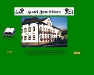Website Zum Löwen Hotel