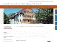 Bild Webseite  Uhldingen-Mühlhofen