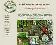 Bild Webseite  Schmiedefeld am Rennsteig