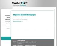 Bild Paul Wamhoff GmbH & Co. KG