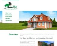 Bild Webseite Uzun München